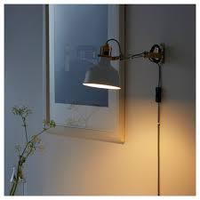 wall lighting ikea. RANARP Wall Clamp Spotlight F White IKEA Lighting Ikea H