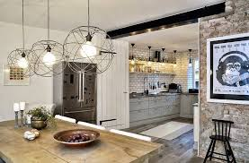 Kitchen Design Website Impressive Beachy Industrial U Shape Kitchen Design Lighting Google Search