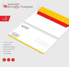 Free Word Design Templates Envelope Template 24 Free Printable PSD PDF EPS Word Excel 16