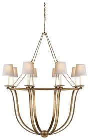 visual comfort lighting e f chapman lancaster 8 light chandelier