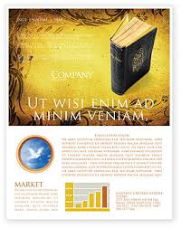 Bible Newsletter Templates In Microsoft Word Adobe