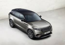 2018 land rover suv. wonderful suv 2018 range rover velar aerial with land rover suv
