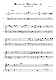 bassoon sheet music sheet music made by dylanrt52 for 2 parts oboe bassoon sheet