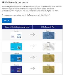 Turning Stone Rewards Chart How To Status Match To M Life Hyatt And Hard Rock Instantly