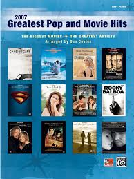 2007 Pop Charts 2007 Greatest Pop And Movie Hits