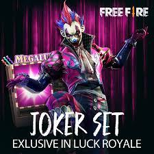Download Free Fire Joker Wallpaper Hd ...