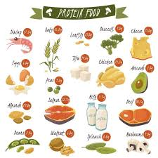 35 High Protein Foods Easily Available Veg Non Veg