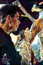 Artstation Tattoo Master Azat Khafizov
