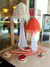 Ideas How To Be Creative With Flower Decoration This Diwali Season Awesome Flowers Decoration For Home Ideas