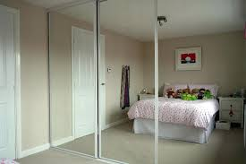 mirrored wardrobe doors mirror design ideas kids bedroom mirror sliding wardrobe doors with blue home design