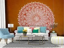 Amazon.com: Wall Mural Rangoli an ...