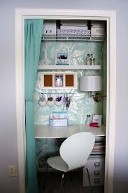 home office in a cupboard. Home Office Closet Ideas Entrancing Design Ecaf In A Cupboard