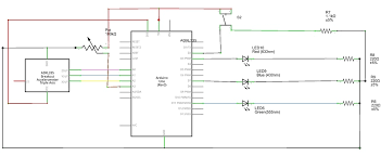 accelerometer sensor arduino schematics theorycircuit do it accelerometer sensor circuit