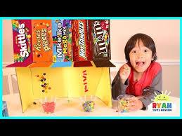 diy candy dispenser cardboard vending