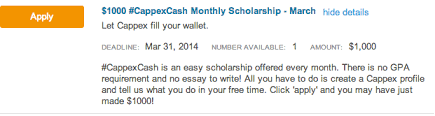 the no essay scholarship easy to apply for but easy to win  no essay scholarship