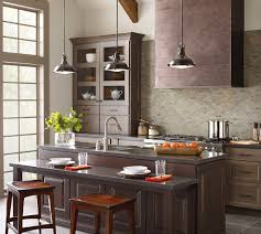 lighting for kitchen islands. multilevel kitchen islands can be used for additional seating lighting