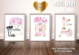 capricious fashion wall decor home decorating ideas art vintage ad print frames inspired canvas