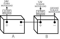 wiring diagram for a 24 volt trolling motor the wiring diagram bgftrst marine battery wiring 101 cabela s wiring diagram