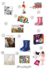 toddler gift guide 2017 minimalist approved mommybabyglam