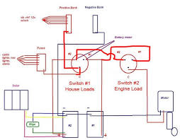 perko battery switch diagram guest wiring perko wiring diagrams how to connect boat battery cables at Boat Battery Switch Wiring Diagram