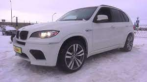 2011 Bmw X5 M E70 Start Up Engine And In Depth Tour Youtube