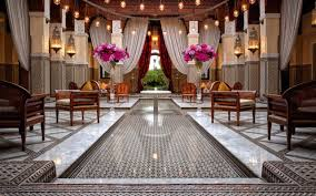 Top 10: the best luxury hotels and riads in Marrakech - Telegraph ...