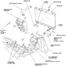 auto fan wiring diagram auto wiring diagrams hondacivicfanradiator schematic1 auto fan wiring diagram hondacivicfanradiator schematic1
