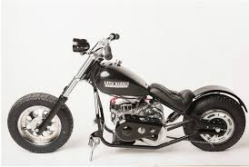 little badass mini motorcycle