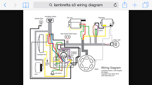 sip speedo li s3 ac set up help! scooterotica lambretta wiring diagram at Lambretta Wiring Diagram