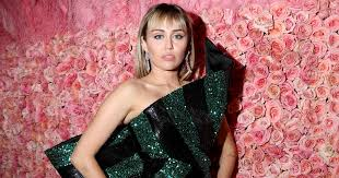 Miley Cyrus Wore a Hannah <b>Montana</b> Inspired <b>Dress</b> to the Met Gala ...