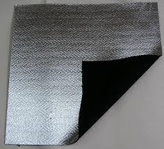 aluprotec 5451 base cloth fireproof rayon fiber type fire proof sheeting l12