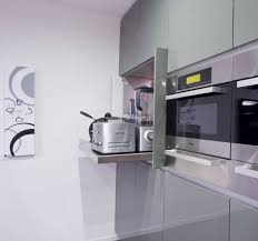 Kitchen:Nice Silver Modern Kitchen Storage Ideas For Minimalist Home Modern  Kitchen Storage Best Solutions