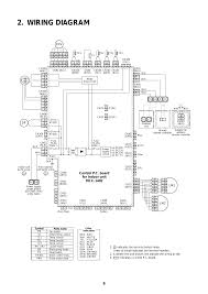 wiring diagram, control p c board for indoor unit mcc 1402 12 Lead 3 Phase Motor Wiring Diagram wiring diagram, control p c board for indoor unit mcc 1402 toshiba mmu ap0121mh user manual page 9 117