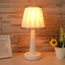 bedroom table lamps lighting. promotion brief small desk lamp modern fashion rustic bed bedroom lightingfabric table lampsdecoration lighting free shipping lamps m