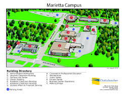 simmons college campus map. marietta campus map simmons college