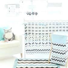 cotton baby bedding sets baby crib bedding sets chevron baby crib bedding set in aqua cotton baby bedding