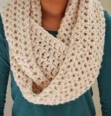 Crochet Patterns For Scarves Classy Cool Weather Infinity Scarf In Forest Green Crocheting The Day Away