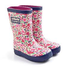 Patterned Rain Boots Unique Decorating Ideas
