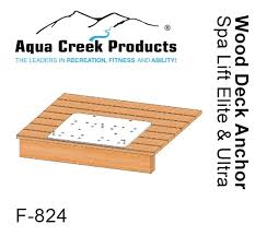wooden deck kit deck kits for above ground pools