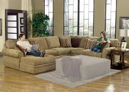 Sectionals And Sofas Furniture Cozy Living Room Using Stylish Oversized Sectional