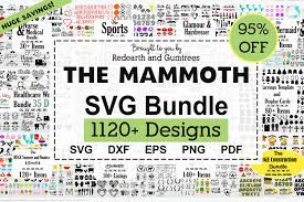All contents are released under creative commons cc0. The Amazing Mammoth Crafting Bundle Graphic By Redearth And Gumtrees Creative Fabrica