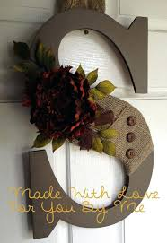 fall letter wreath with buttons promoting for my friend alicia gold letter c wall decor metal letter c wall decor letter c wall decor 618x903