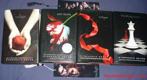 Image result for twilight new moon book