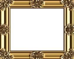 gold frame border vector. Plain Gold Set Of Antique Gold Photo Frame Elements Vector On Gold Frame Border Vector
