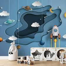 Paper Wallpaper 368x254cm Nursery Photo ...
