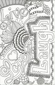 Small Picture Coloring Pages For Adults Love Coloring Pages