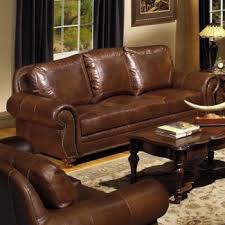 Amazing leather sofa ideas nailheads Sectional Burgundy Leather Sofa Nailhead Trim Foter Leather Sofas With Nailhead Trim Ideas On Foter