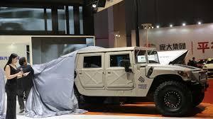 New Humvee Design Gm Interested In Buying Humvee Maker Am General