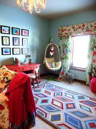 Girls Bedroom Ideas with Funky Bedroom Chair