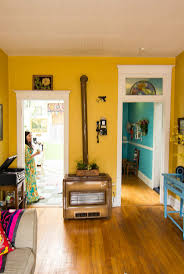 Living Room Wall Color 17 Best Ideas About Blue Yellow Rooms On Pinterest Blue Yellow